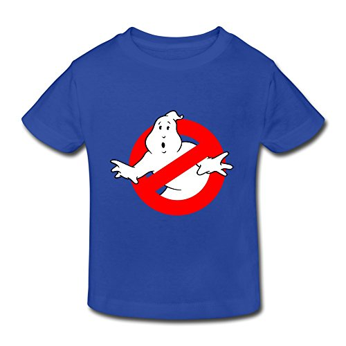Ghostbusters Logo Little Boys Short-Sleeve T Shirt Toddlers