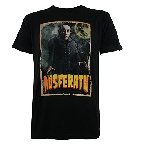 NOSFERATU Dracula Vampire Horror Movie Poster T-Shirt