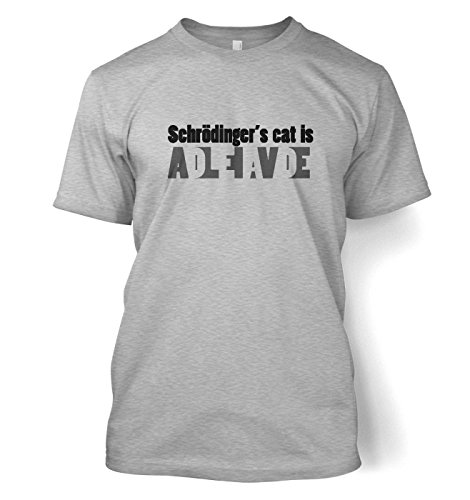 Tshirts By Something Geeky Schrodingers Cat Is...T-Shirt