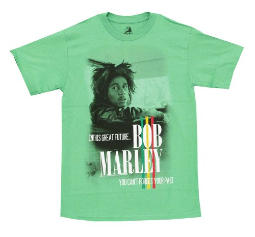 Marley You Cantget Your Past T-Shirt