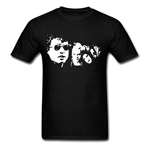 New Year Lost Boys Black T-Shirts Outlet