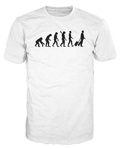 Pilot Evolution Funny T-shirt