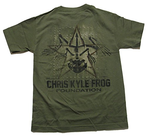 Kyle Frog American Sniper Military Panel T-shirt-xxxl