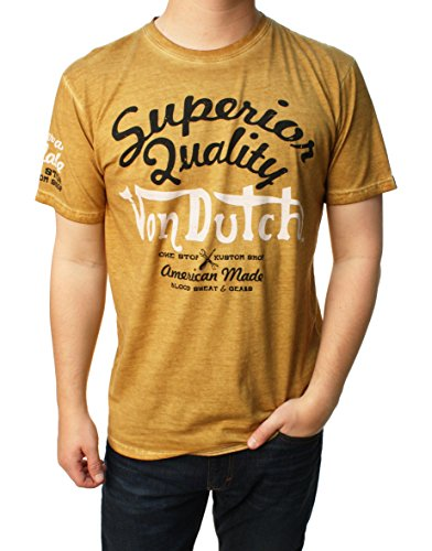 Dutch SQ Short Sleeve Graphic T-Shirt