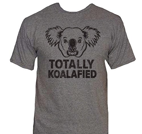 Koalafied T-Shirt-Funny Humorous Novelty Shirt