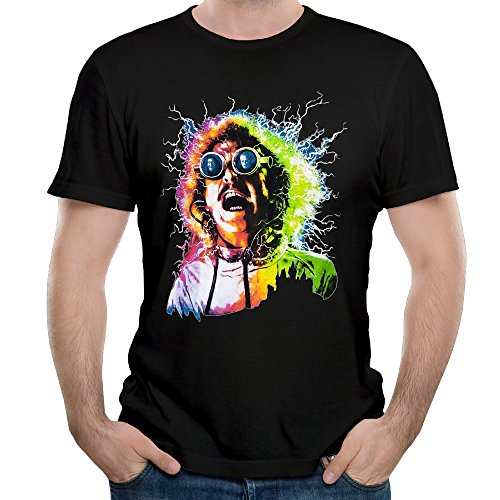 Gene Wilder Young Frankenstein It's Alive Fashion T Shirt Printing