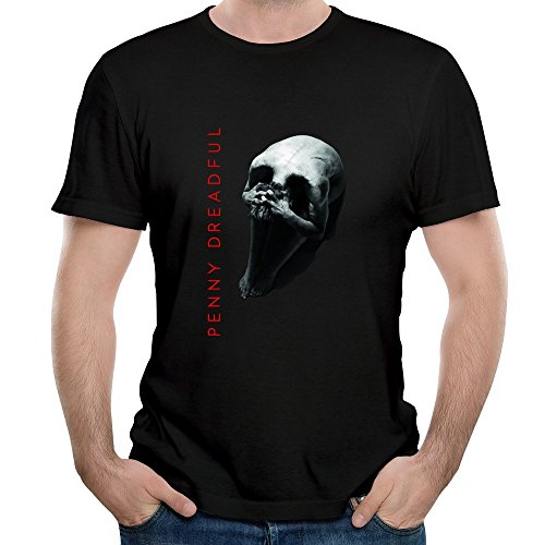 Penny Dreadful Tv Show Review Trailer Movie O-neck Funny Tee Black