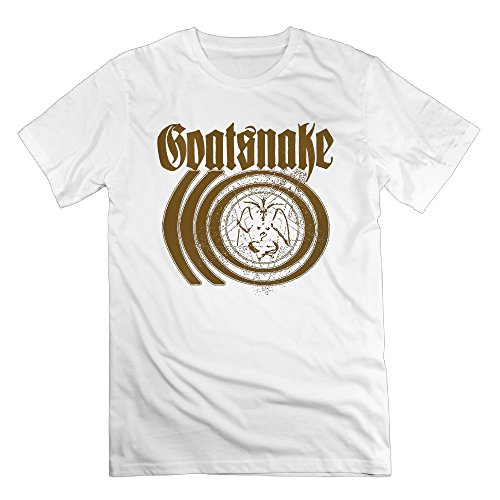 Goatsnake American Doom Metal Band T Shirts College