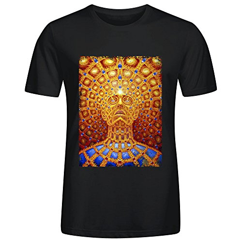Short Sleeve Comfot Alex Grey Oversoul T Shirts