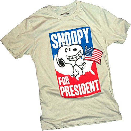 -Snoopy President T-Shirt