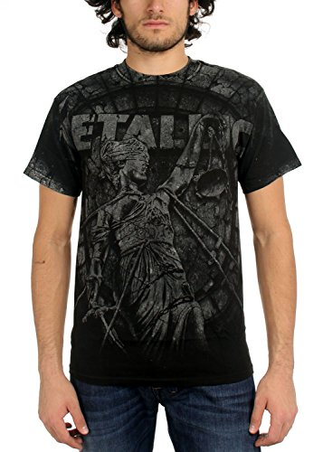 Stone Justice T-Shirt In Black