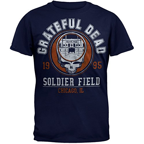 Dead Soldier Field Soft T-Shirt