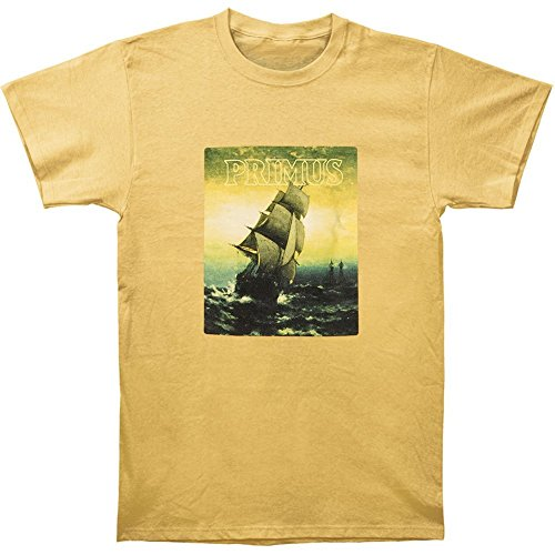 Sailing The Seas Of Cheese T-shirt Gold Nugget