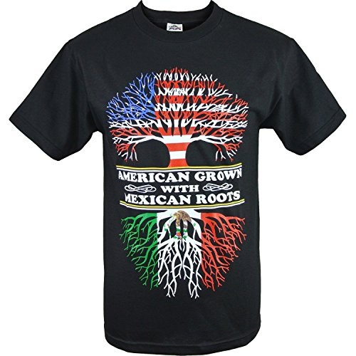 Grown with Mexican Roots Shirts