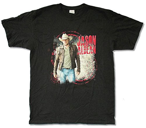 Aldean Path Tour 2012 Black T-Shirt