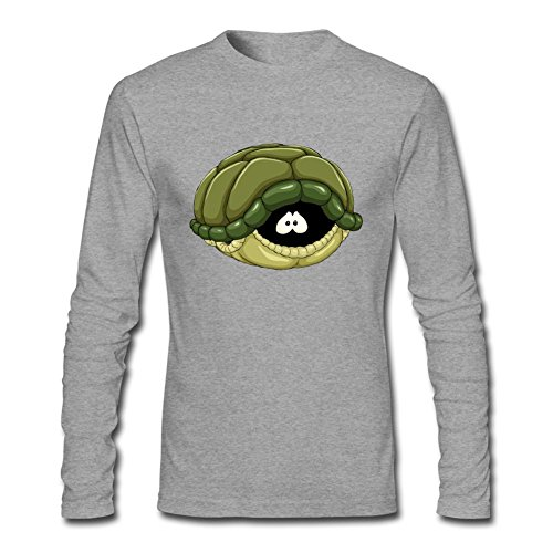 Scared Turtle Long Sleeve T-Shirt