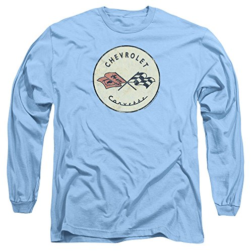 Old Vette Long Sleeve T-Shirt