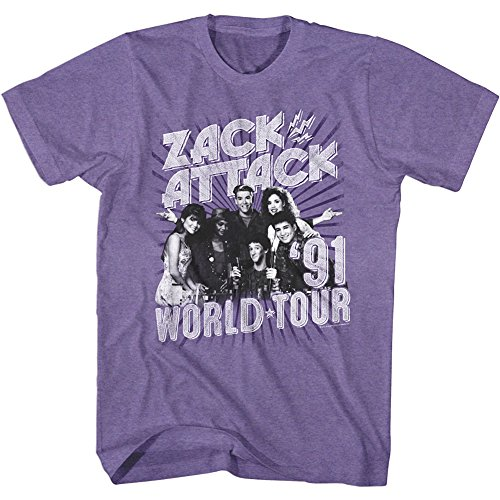 By The Bell Zack Attack '91 Tour T-Shirt