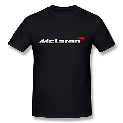 C.Sunday Mclaren Luxury Spray T-Shirts Mclaren Black