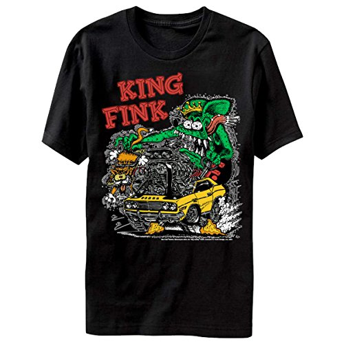 T-Line Ratfink King Fink Graphic T-Shirt